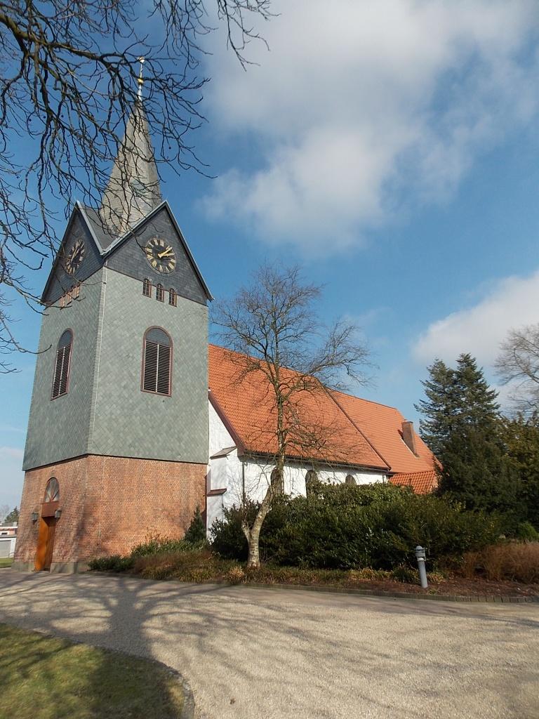 Kropp Kirche Dorfkirche