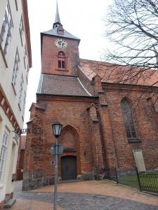 058 JW 5 Rendsburg, St. Marien I