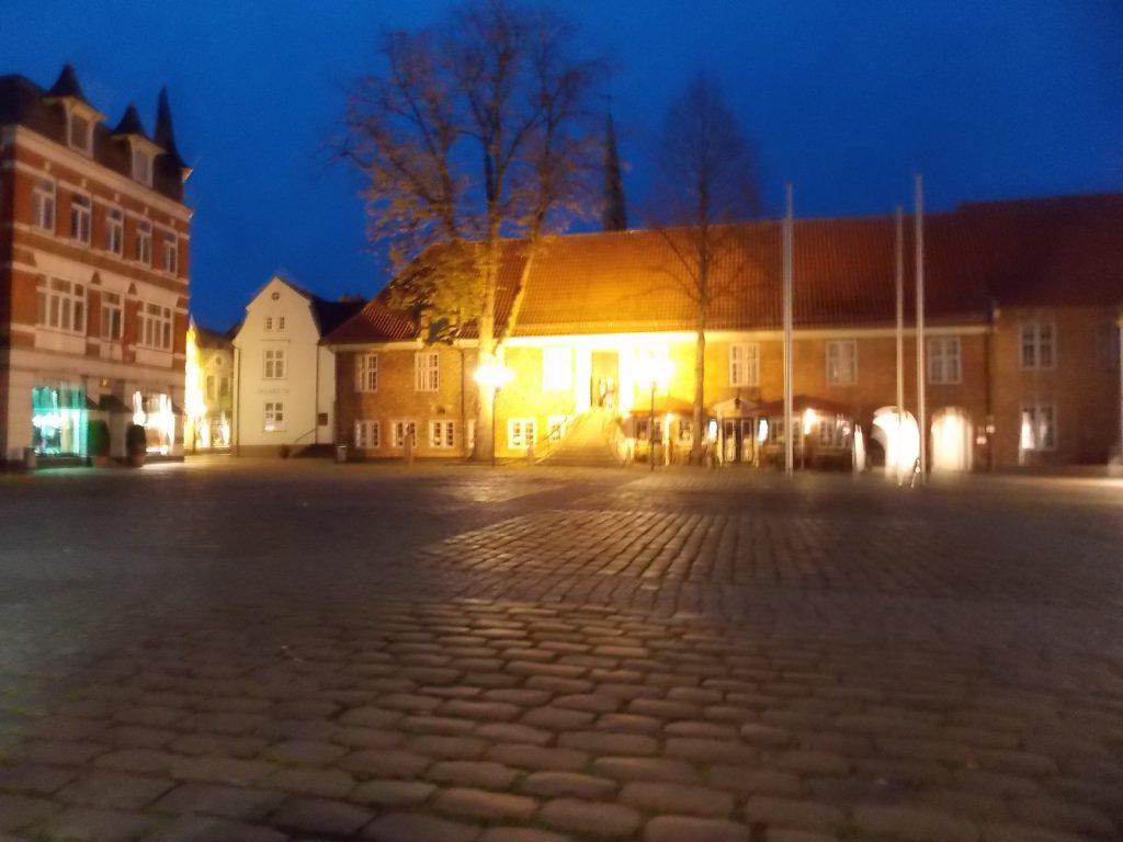 Eckernförde Rathausmarkt
