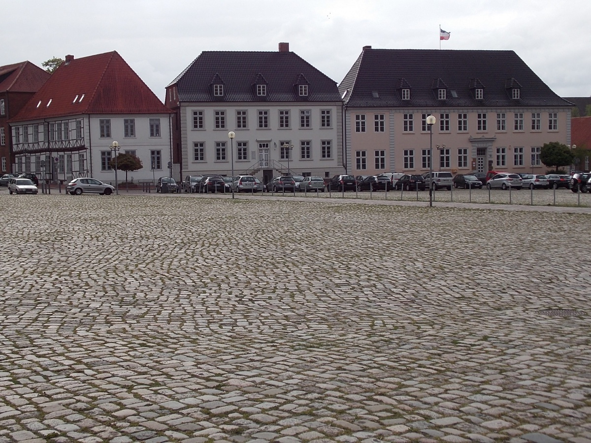 Rendsburg Paradeplatz
