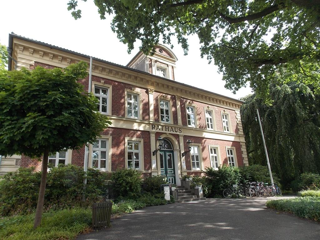 Preetz Rathaus