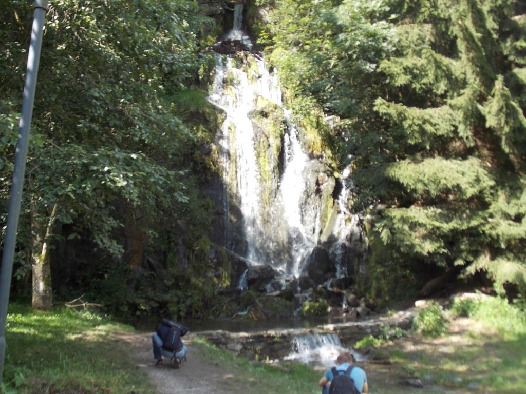 Königshütte Wasserfall