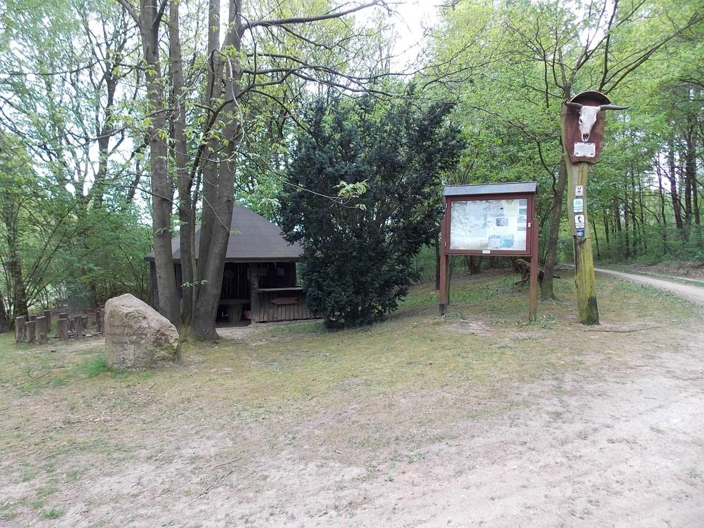 Heidkoppel Schutzhütte
