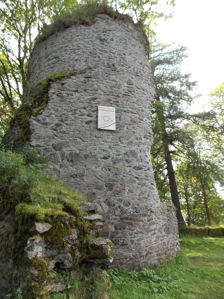 Königshütte Ruine Königsburg