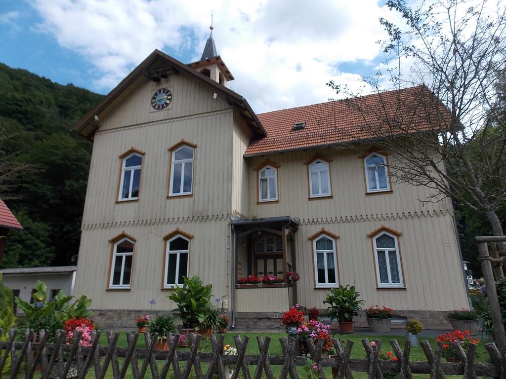 Treseburg Kirche Schule