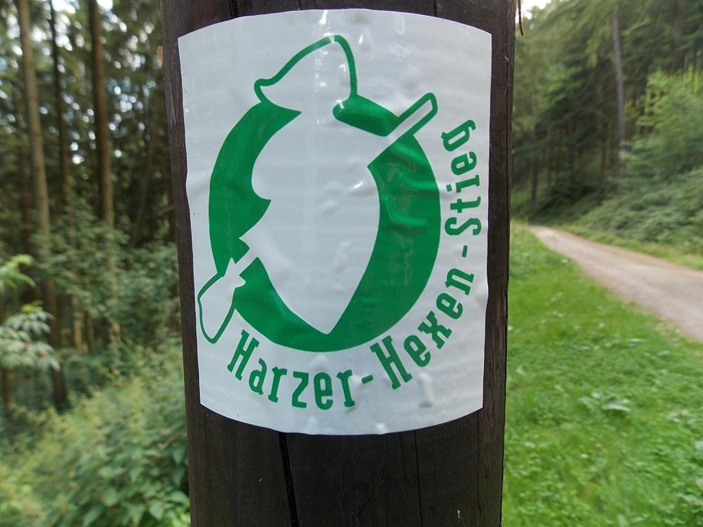 Logo vom Harzer-Hexen-Stieg.