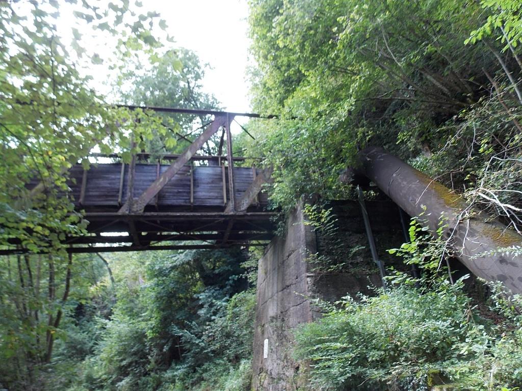 Wasserbrücke Wasserstollen Altenbrak