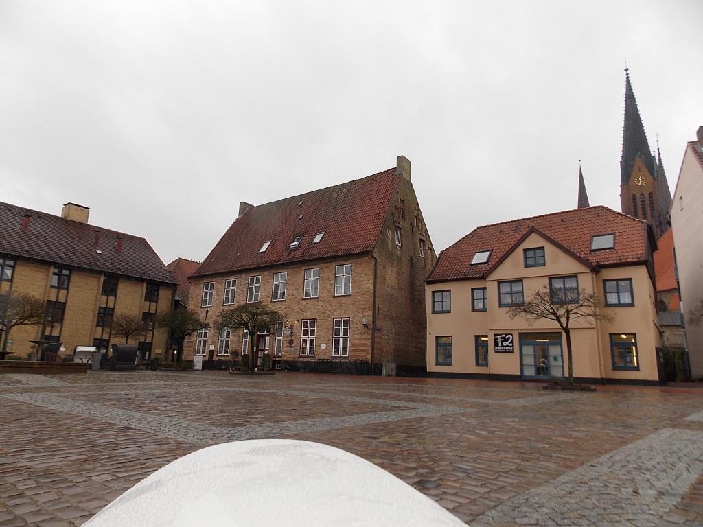 Schleswig, Rathausmarkt, St-Petri-Dom