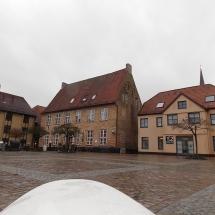 SL-RD, Schleswig, Rathausmarkt, St-Petri-Dom
