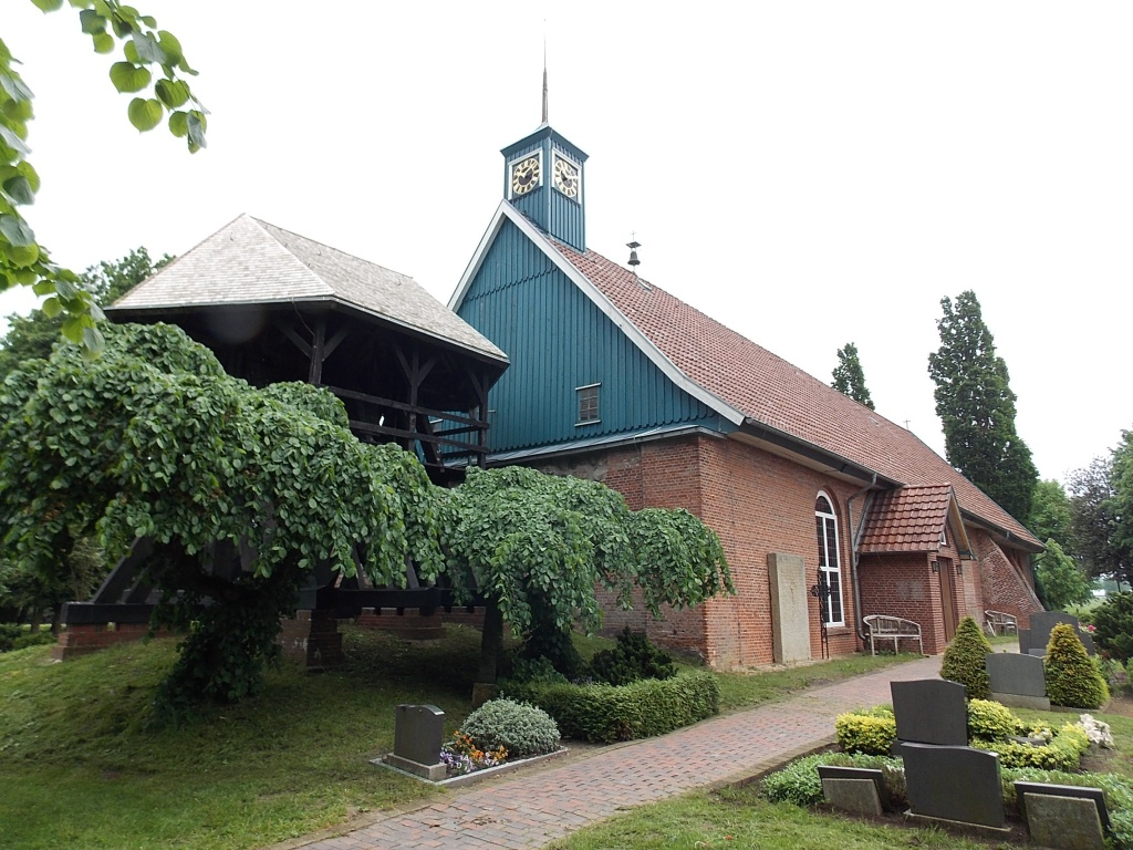 Heiligenstedten Kirche