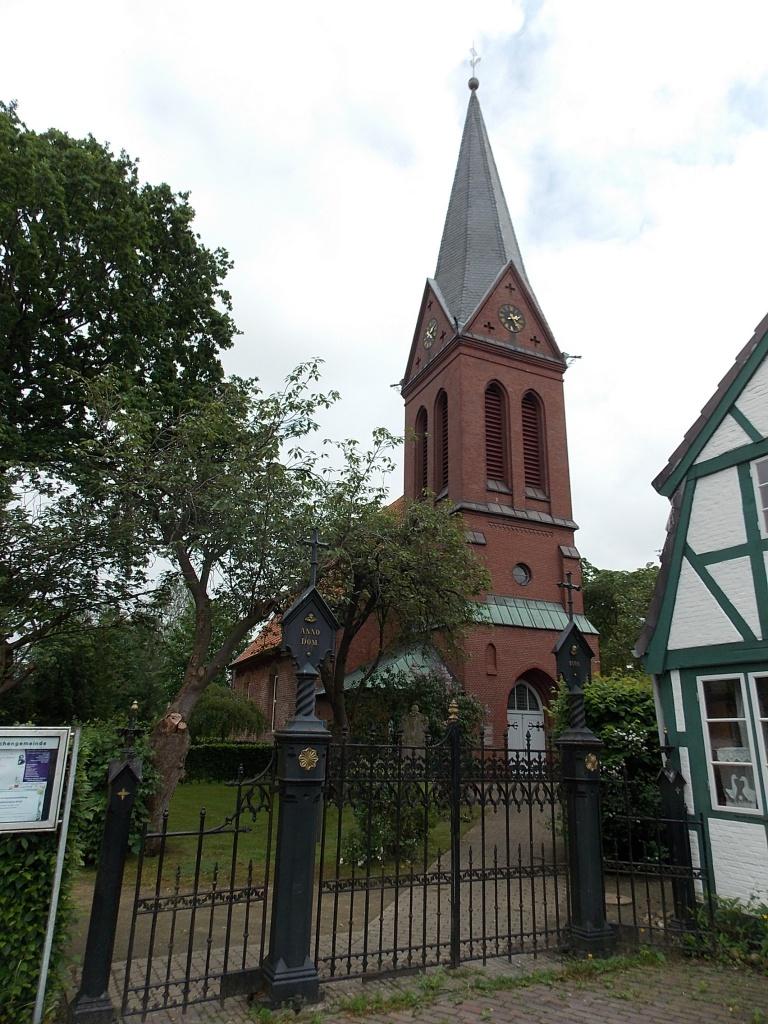 Borsfleth St. Urban-Kirche