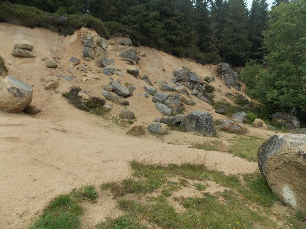 Harz und Sand