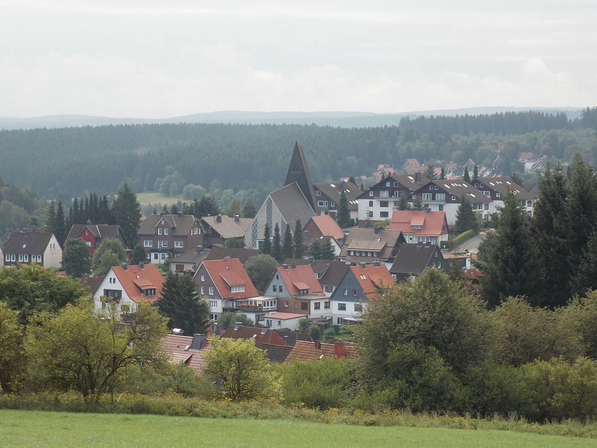 GALERIEHARZER-HEXEN-STIEG Brockenumgehung Etappe 1