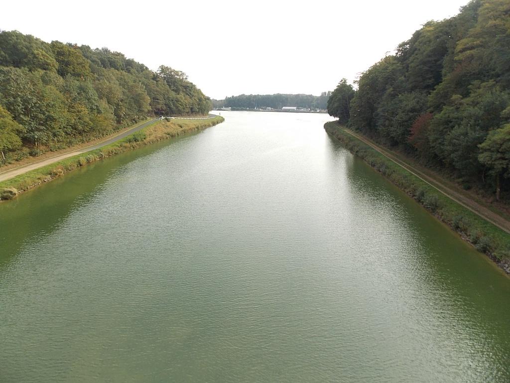 Nasse Dreieck Mittellandkanal