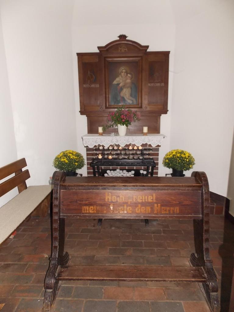 Brochterbeck Kapelle