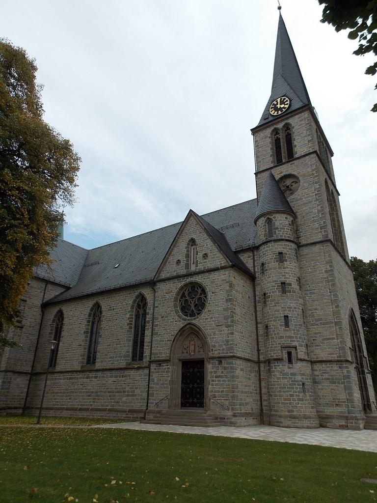 Altenbeken Heilig-Kreuz-Kirche