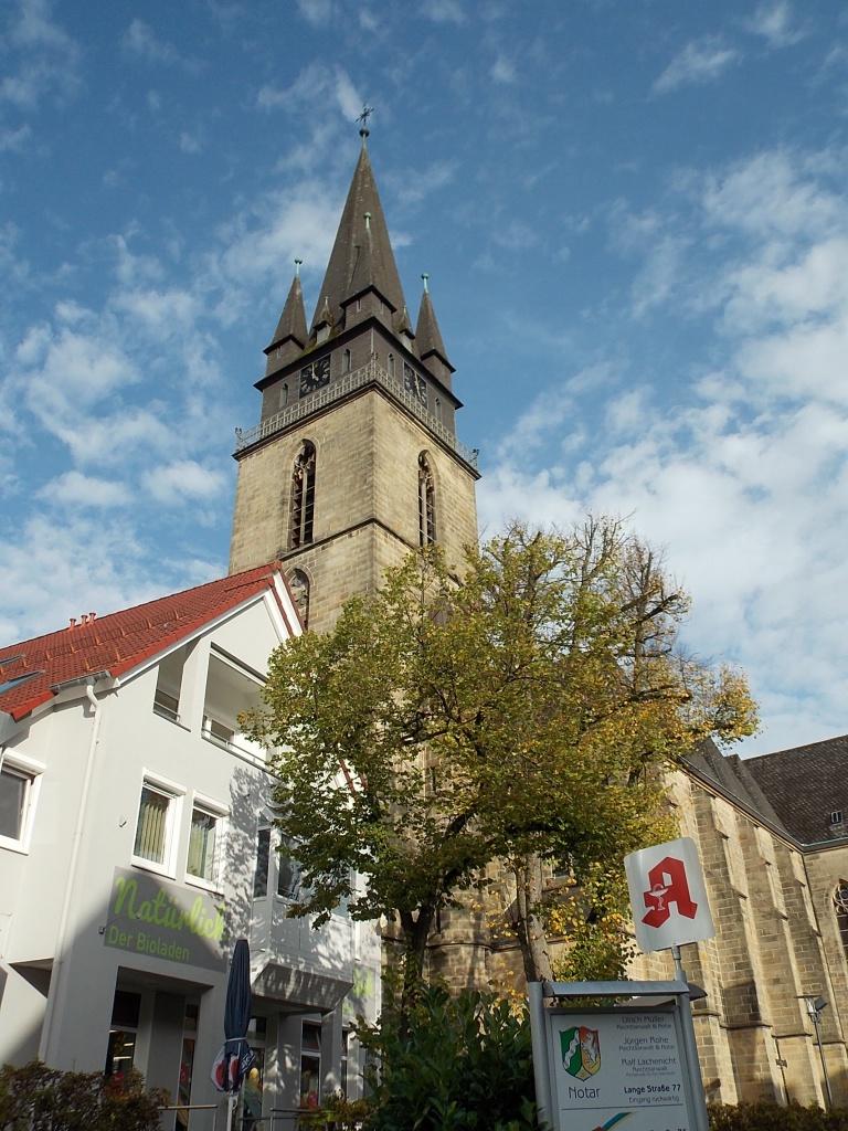 Bad Driburg Kirche St. Peter und Paul