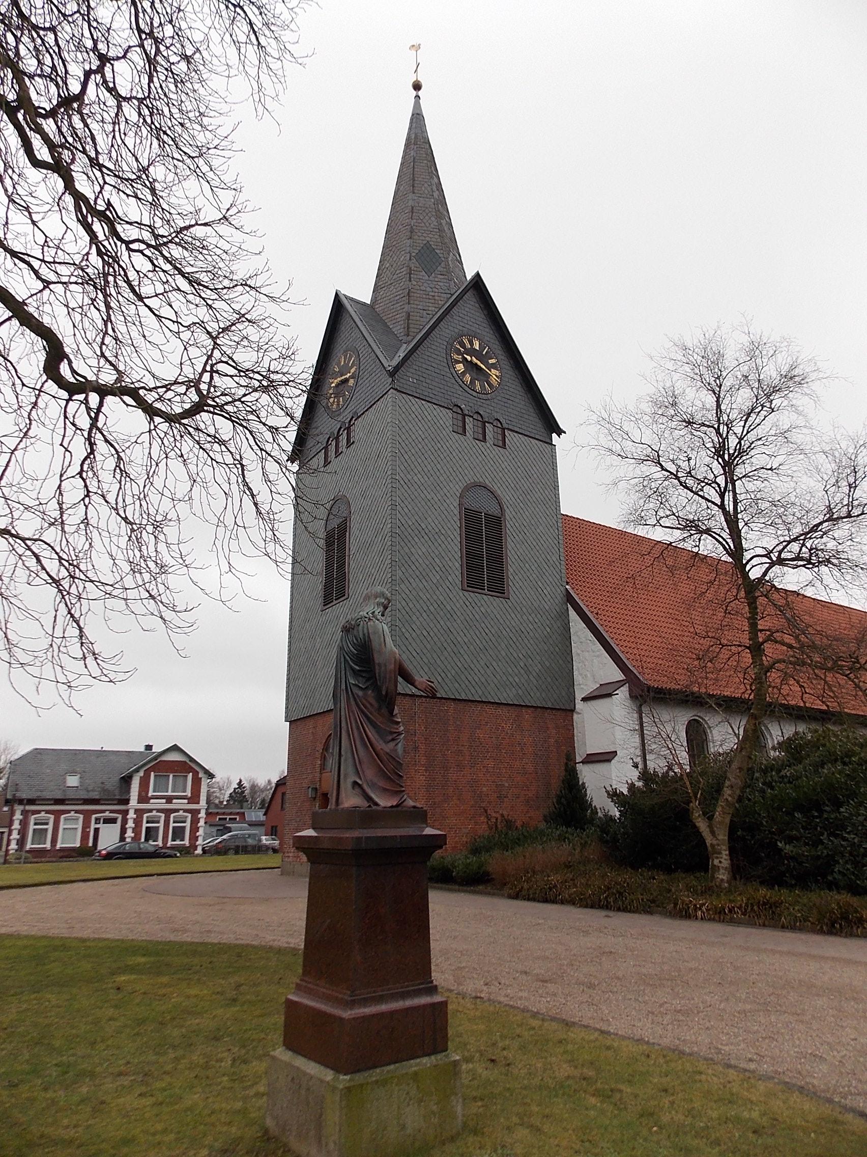 Kirche Kropp