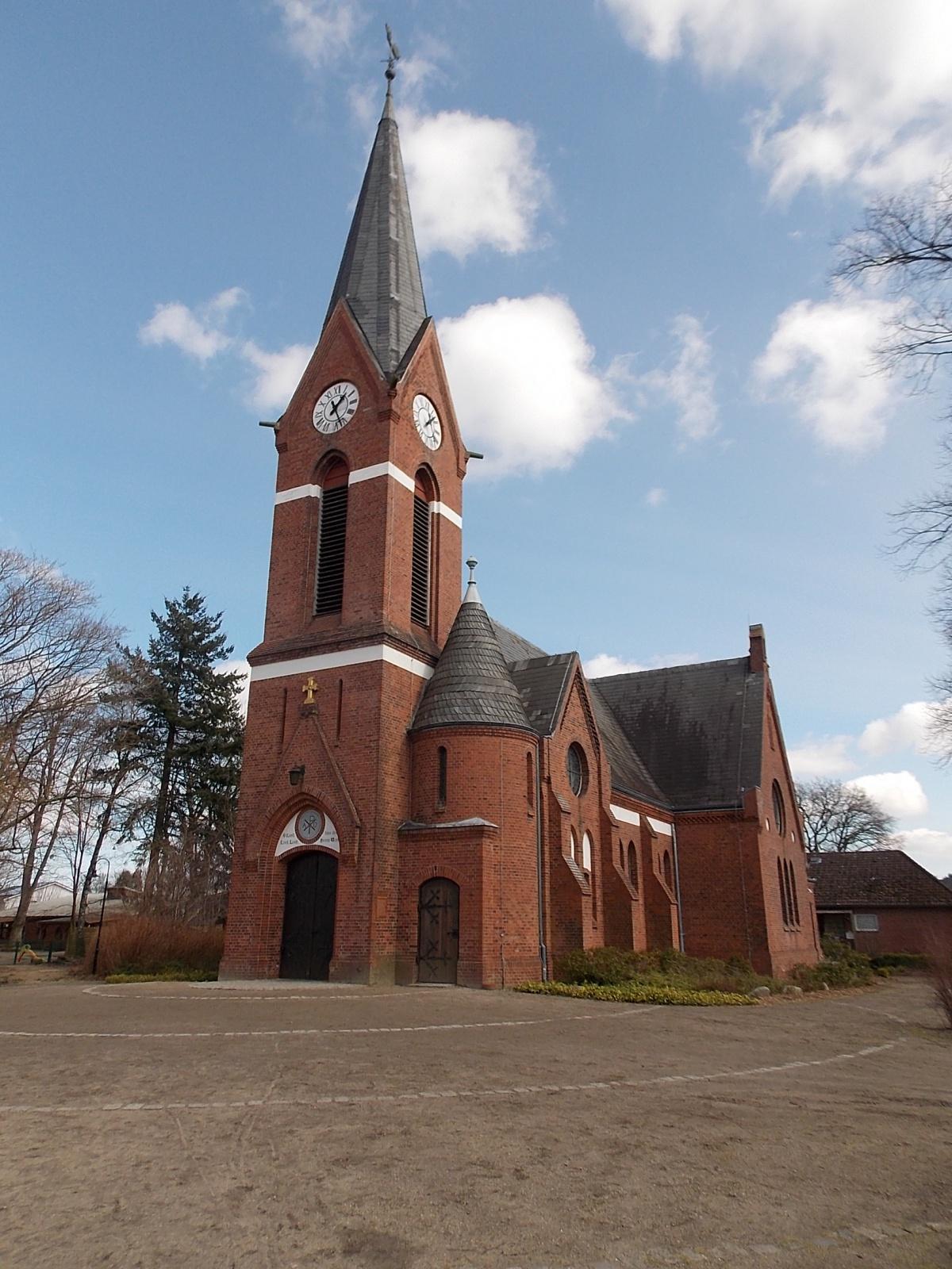 Brokstedt Kirche