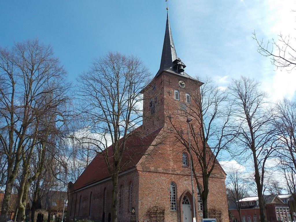 Bad Bramstedt Maria Magdalenen Kirche