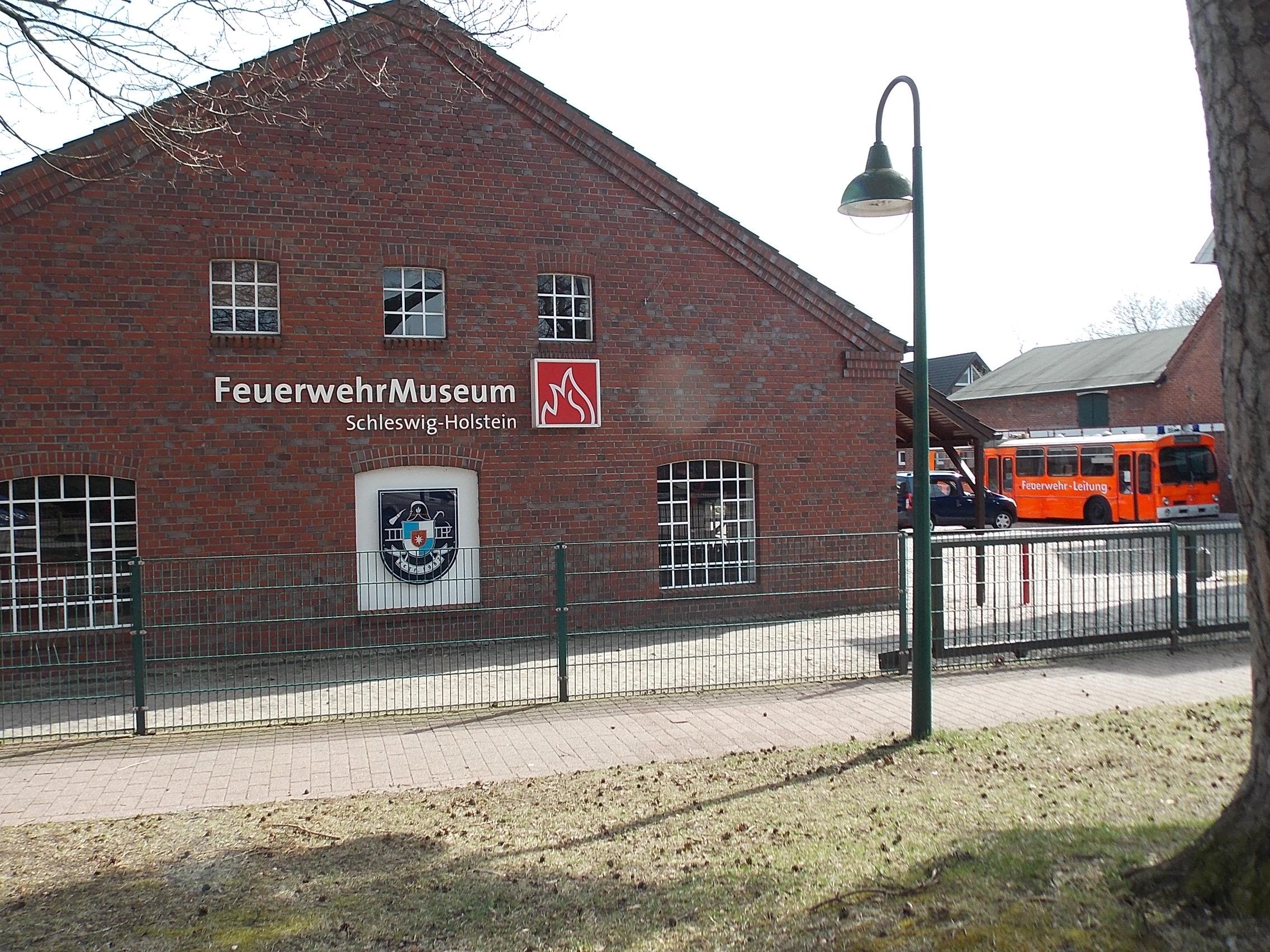 Norderstedt Feuerwehrmuseum