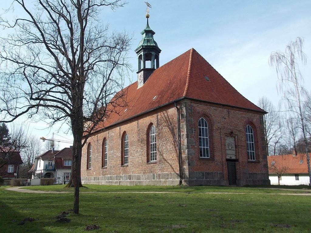 Ahrensburg Schlosskirche