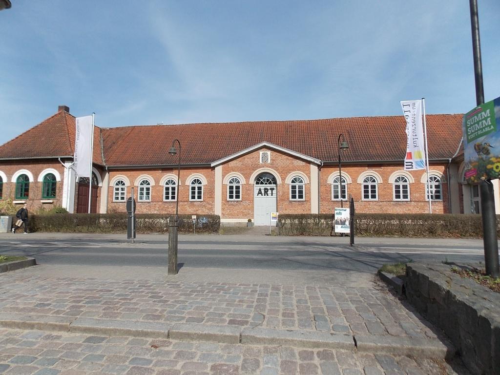 Ahrensburg Lübecker Straße Kulturzentrum Marstall am Schloss