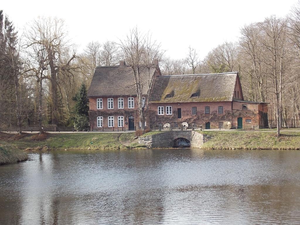 Ahrensburg Historische Schlossmühle