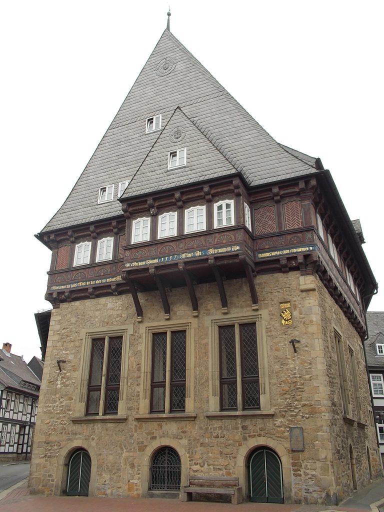 Goslar Bäckergildehaus