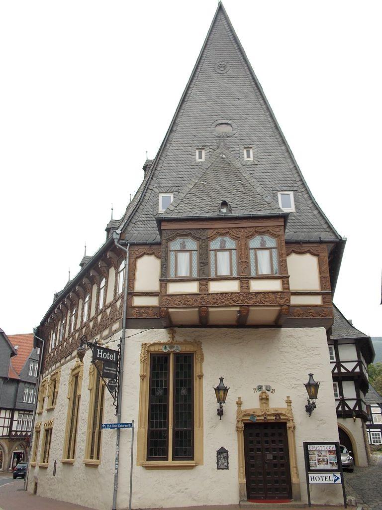 Goslar Hoher Weg