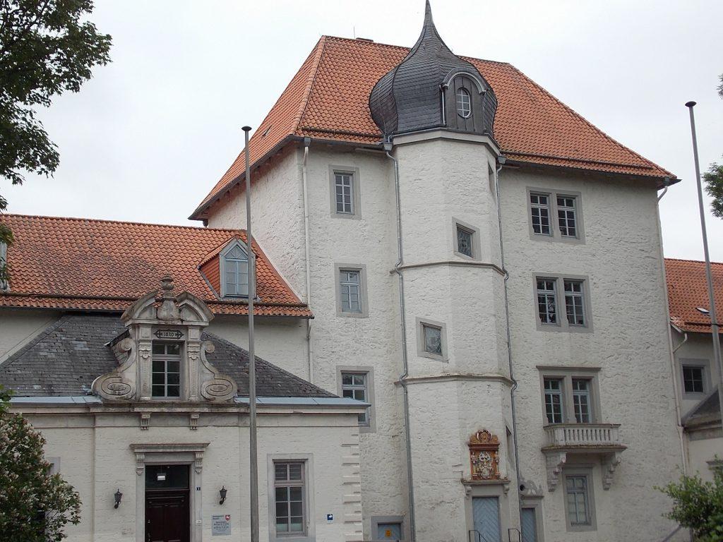 Seesen Burg Sehusa