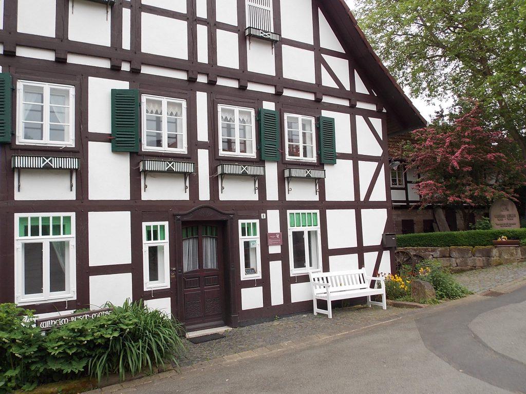 Ebergötzen Wilhelm Busch Mühle