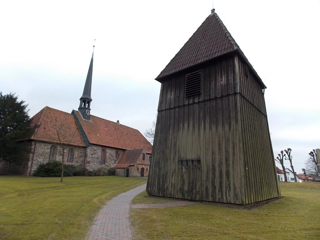 Tellingstedt Sankt Martins-Kirche