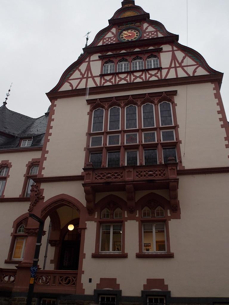 Deutsche Alleenstrasse Limburg an der Lahn Rathaus