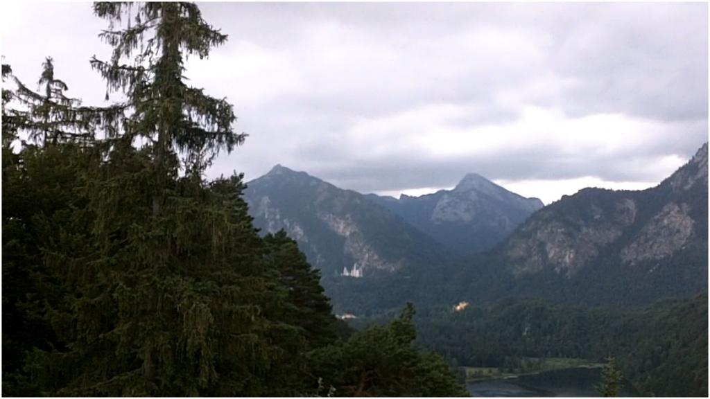 Kalvarienberg Neuschwanstein Alpsee Lechweg 15