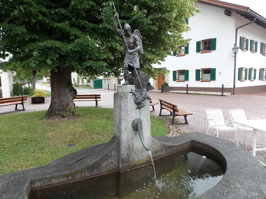 Brunnen Stanzach Lechweg 11