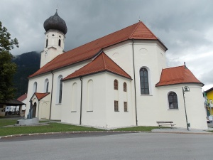 Kirche Heiliger Sebastian Weissenbach Lechweg 12