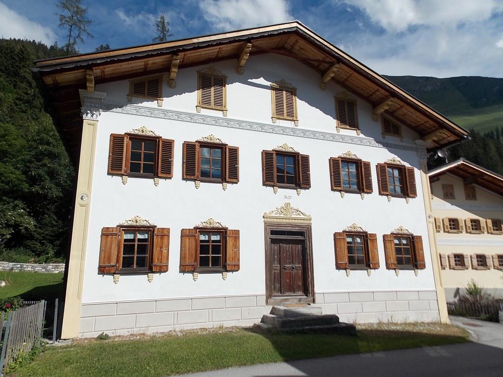 Dengelhaus Elbigenalp Lechweg 7