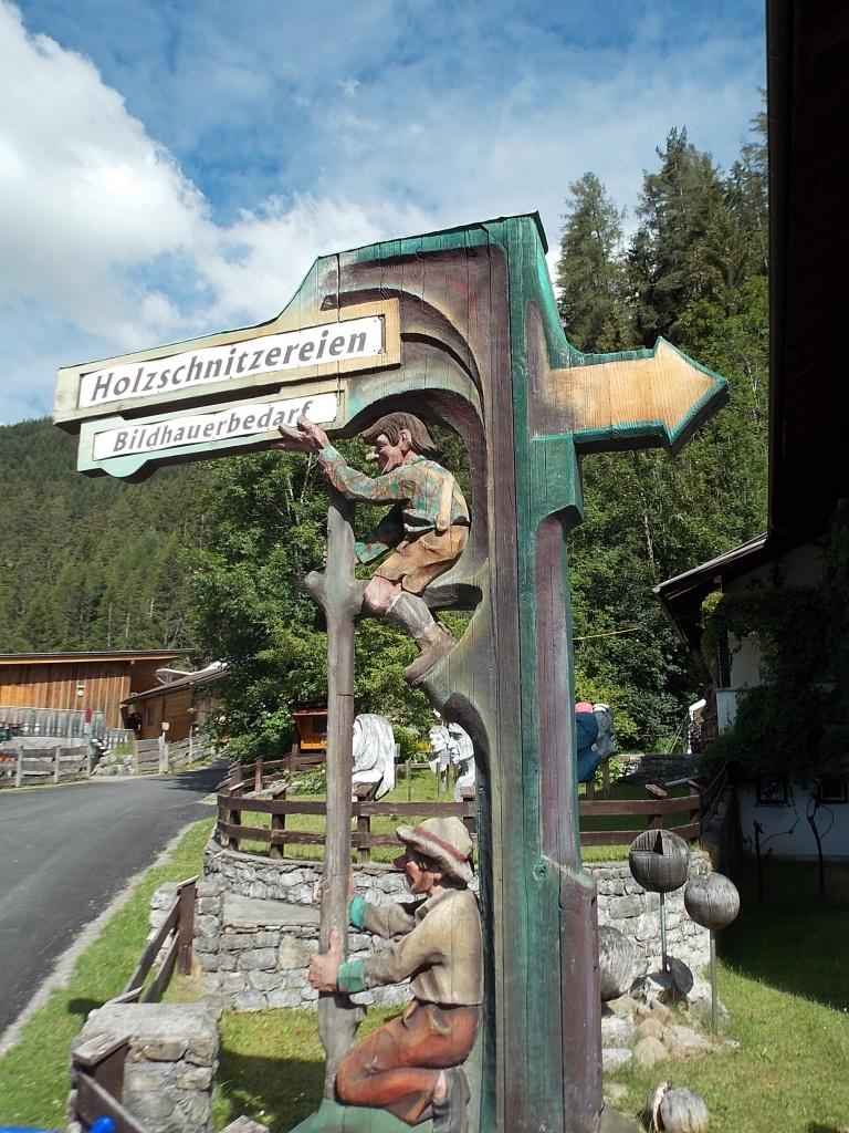 Schnitzschule Elbigenalp Lechweg 7