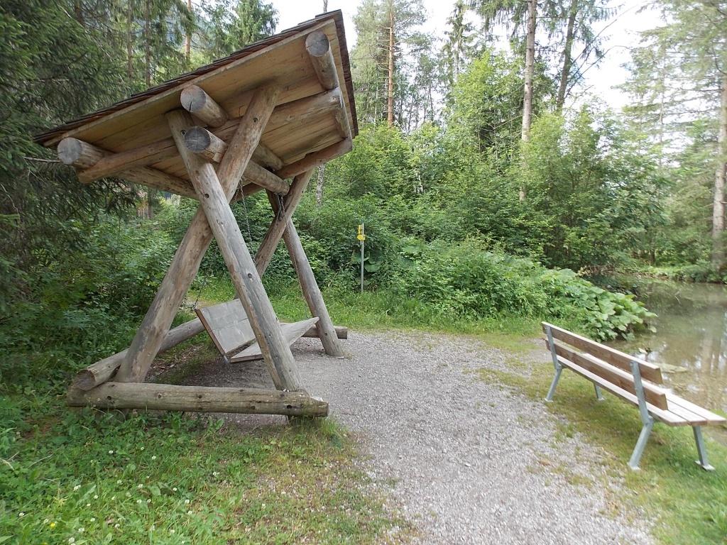 Lech Schaukel Elbigenalp Lechweg 7