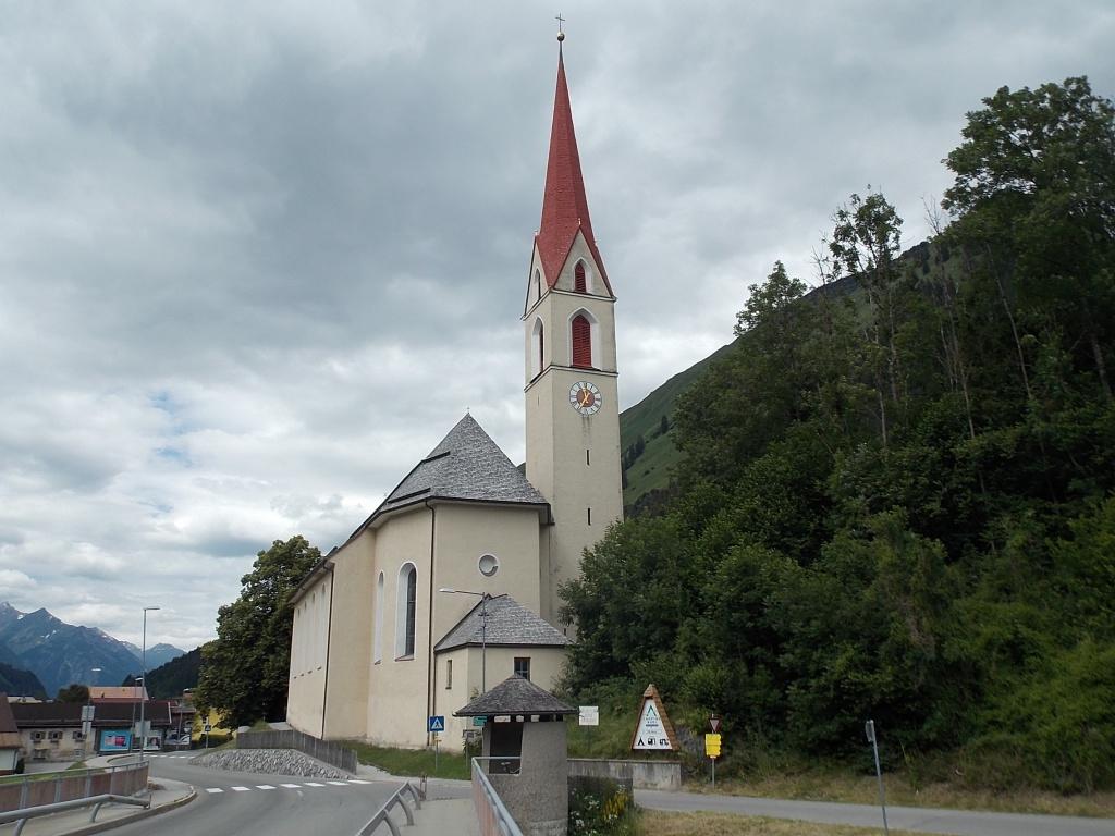 Sankt Martin Kirche Haeselgehr Lechweg 8