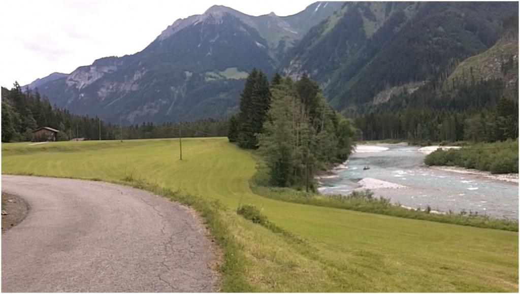 Lech und Lechradweg 8