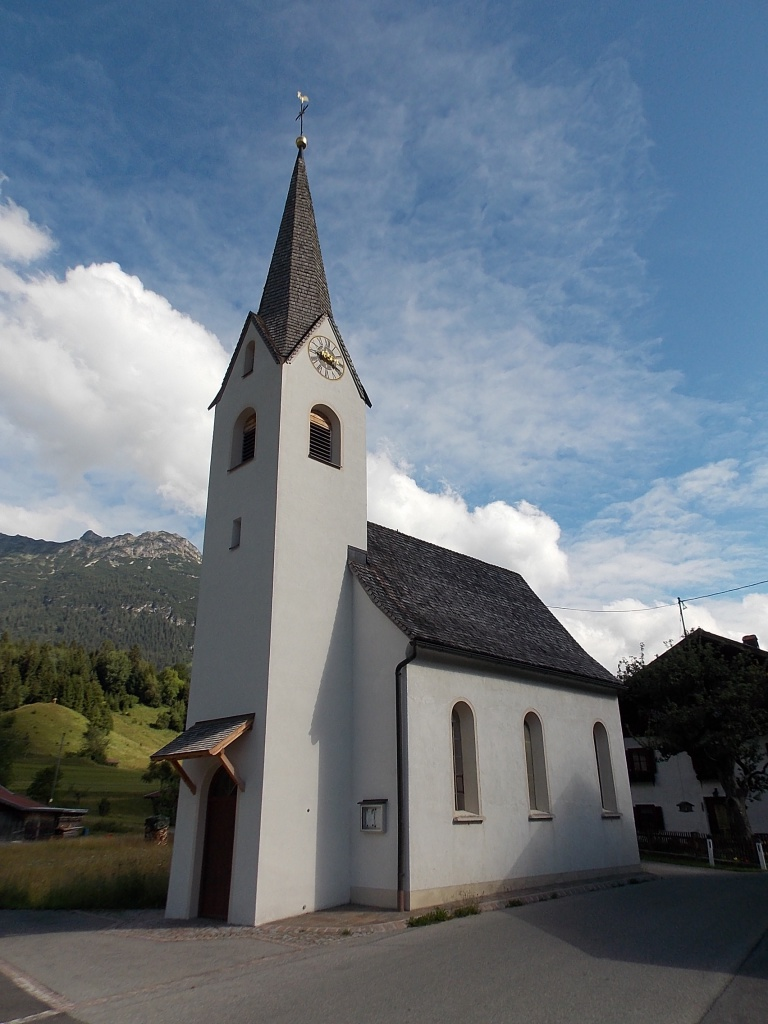 Kirche Heiliger Josef Martinau