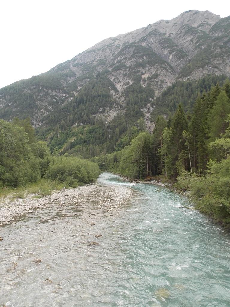 Holzgau Lech Lechweg 4