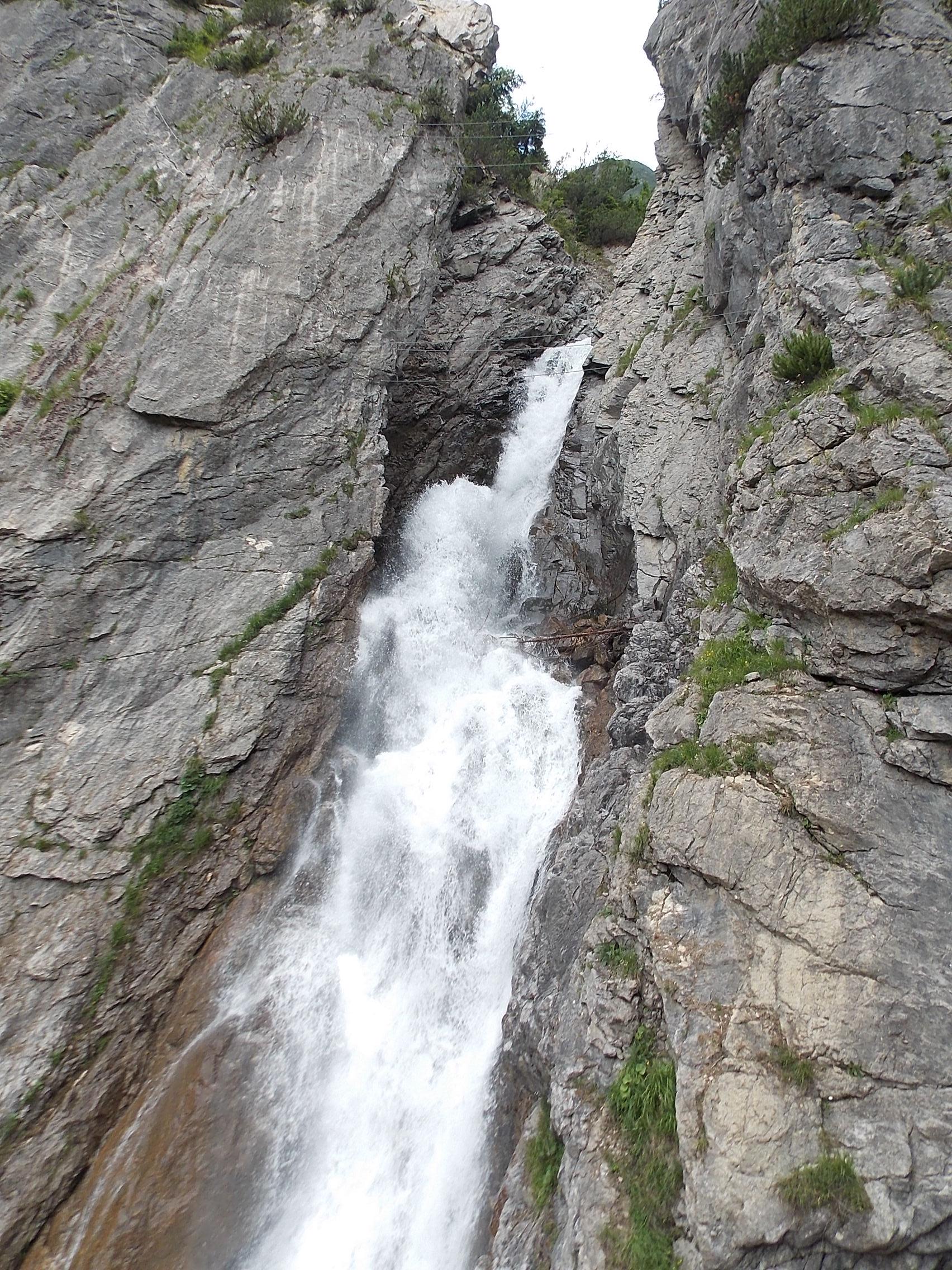 Simmswasserfall Holzgau Lechweg 5