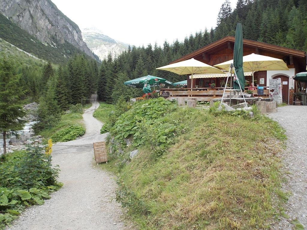 Cafe Uta Höhenbachtal Holzgau Lechweg 5