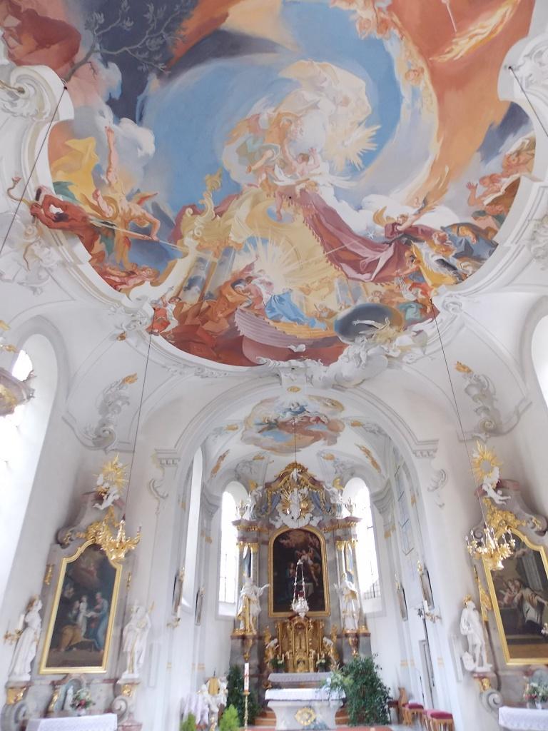 Bach Kirche Unserer Lieben Frau Mariä Reinigung Lechweg 5
