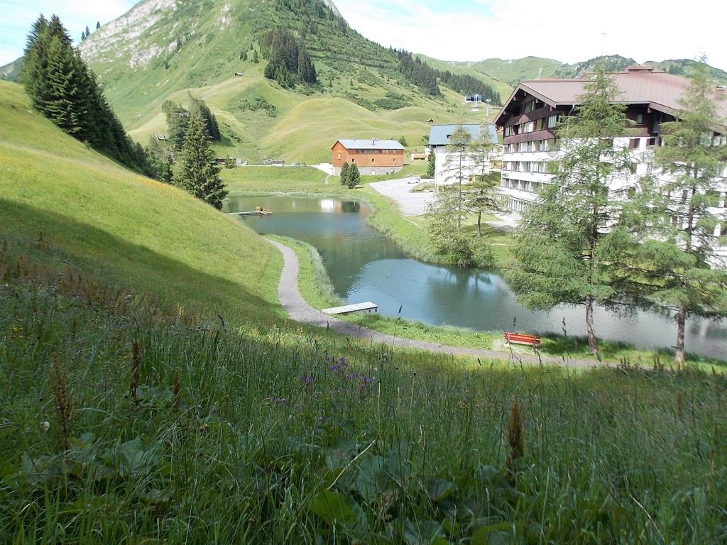 Seebachsee Warth Lechweg 2