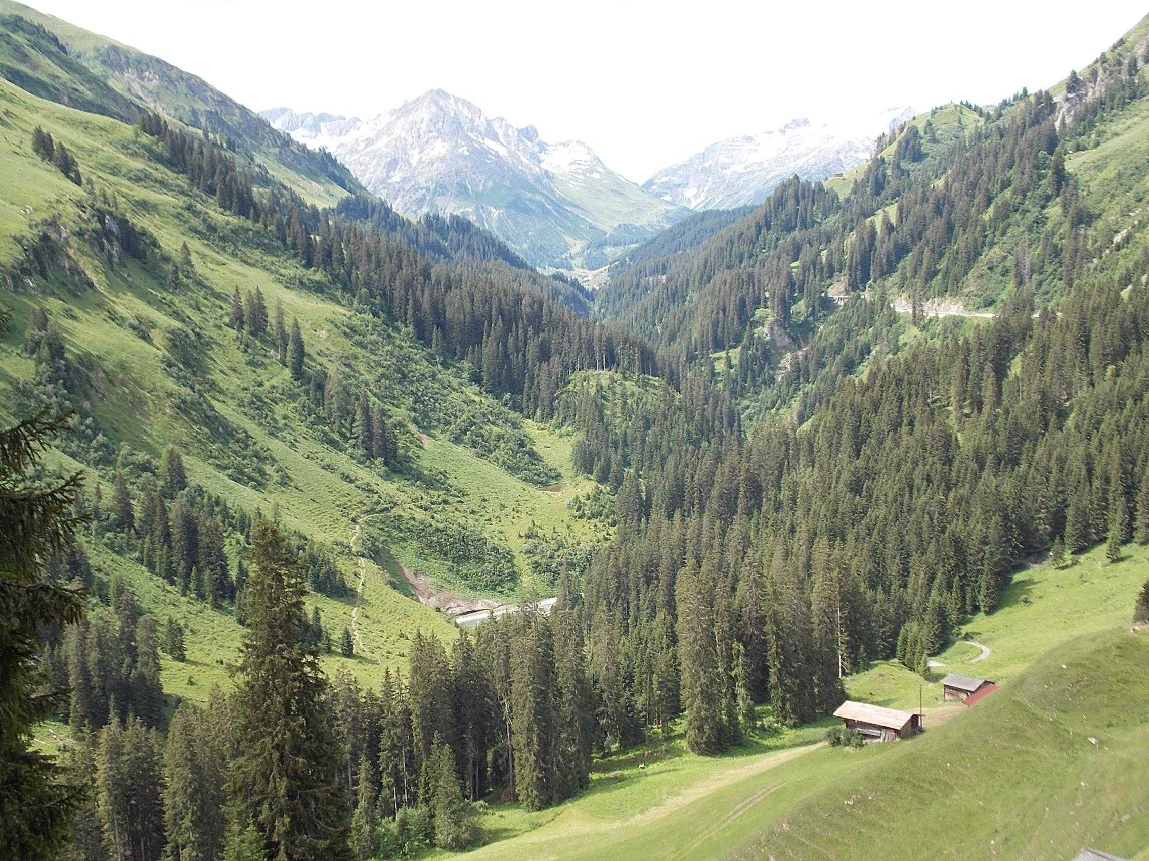Lech Warth Lechweg 2