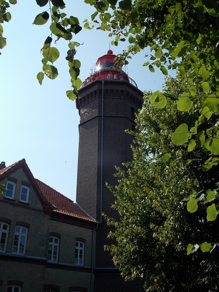 Dahmeshöved Leuchtturm